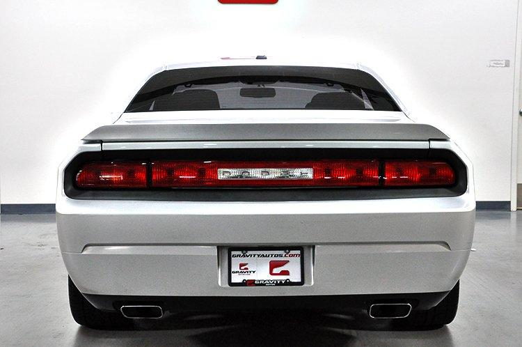 2012 Dodge Challenger Rallye Redline Stock 174846 For