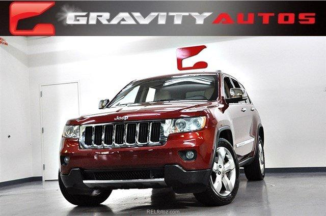 ... GA Used 2012 Jeep Grand Cherokee Limited   Marietta, ...