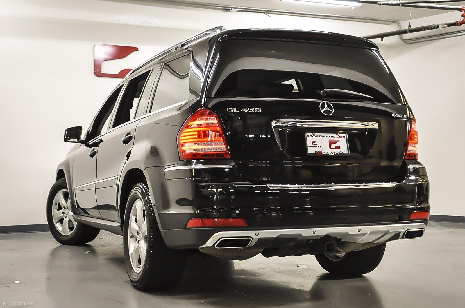 Gravity Autos Marietta >> 2012 Mercedes-Benz GL-Class GL 450 Stock # 778296 for sale ...