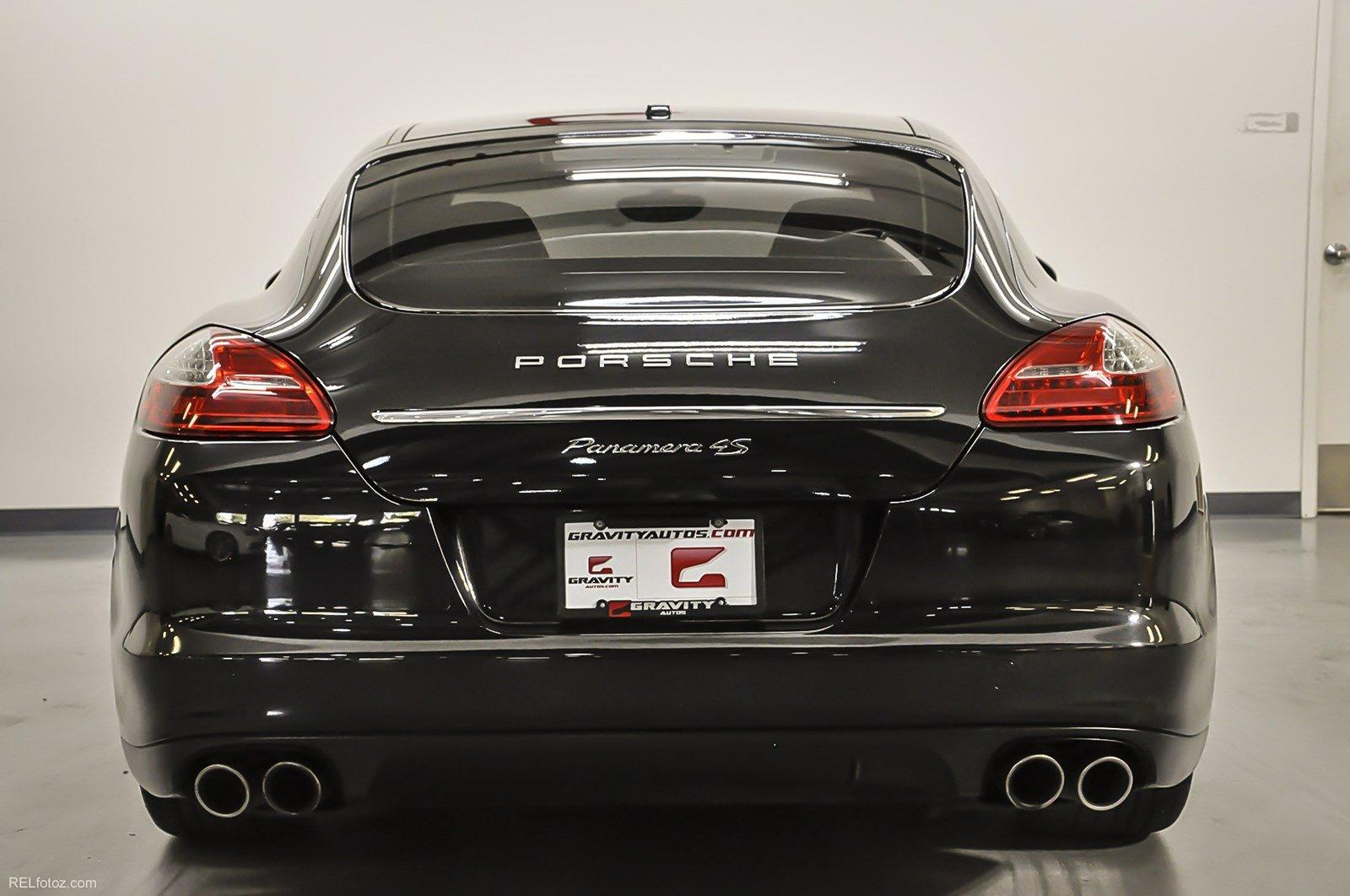 2010 Porsche Panamera 4s Stock 060181 For Sale Near Marietta Ga Ga Porsche Dealer