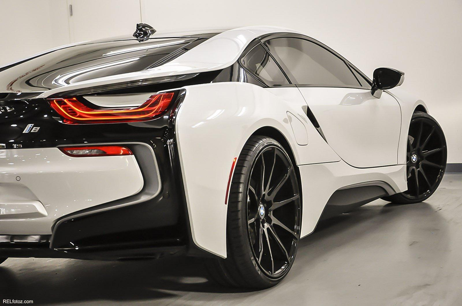 2016 Bmw I8 Stock 675317 For Sale Near Marietta Ga Ga Bmw Dealer