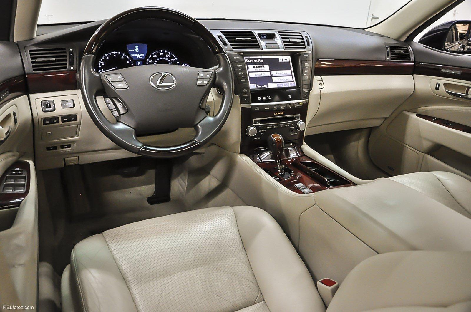 ... GA Used 2012 Lexus LS 460   Marietta, ...