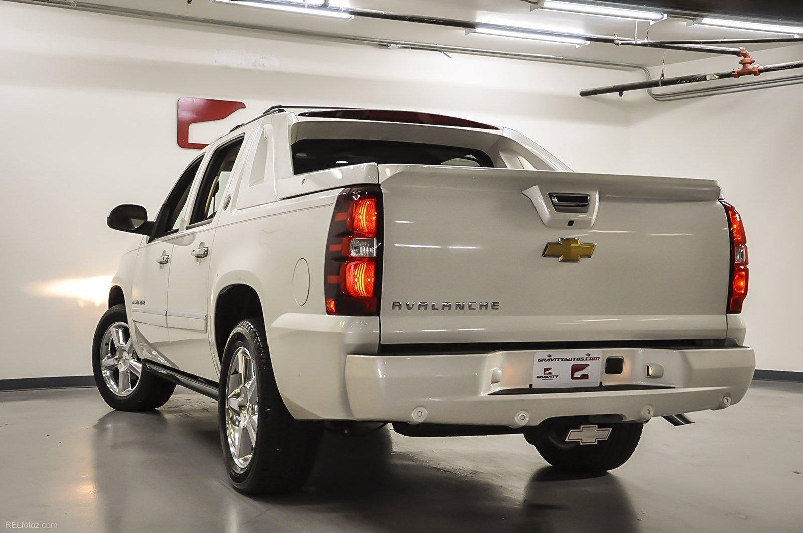 Avalanche 2013 chevrolet avalanche ltz : 2013 Chevrolet Avalanche LTZ Black Diamond Stock # 204776 for sale ...