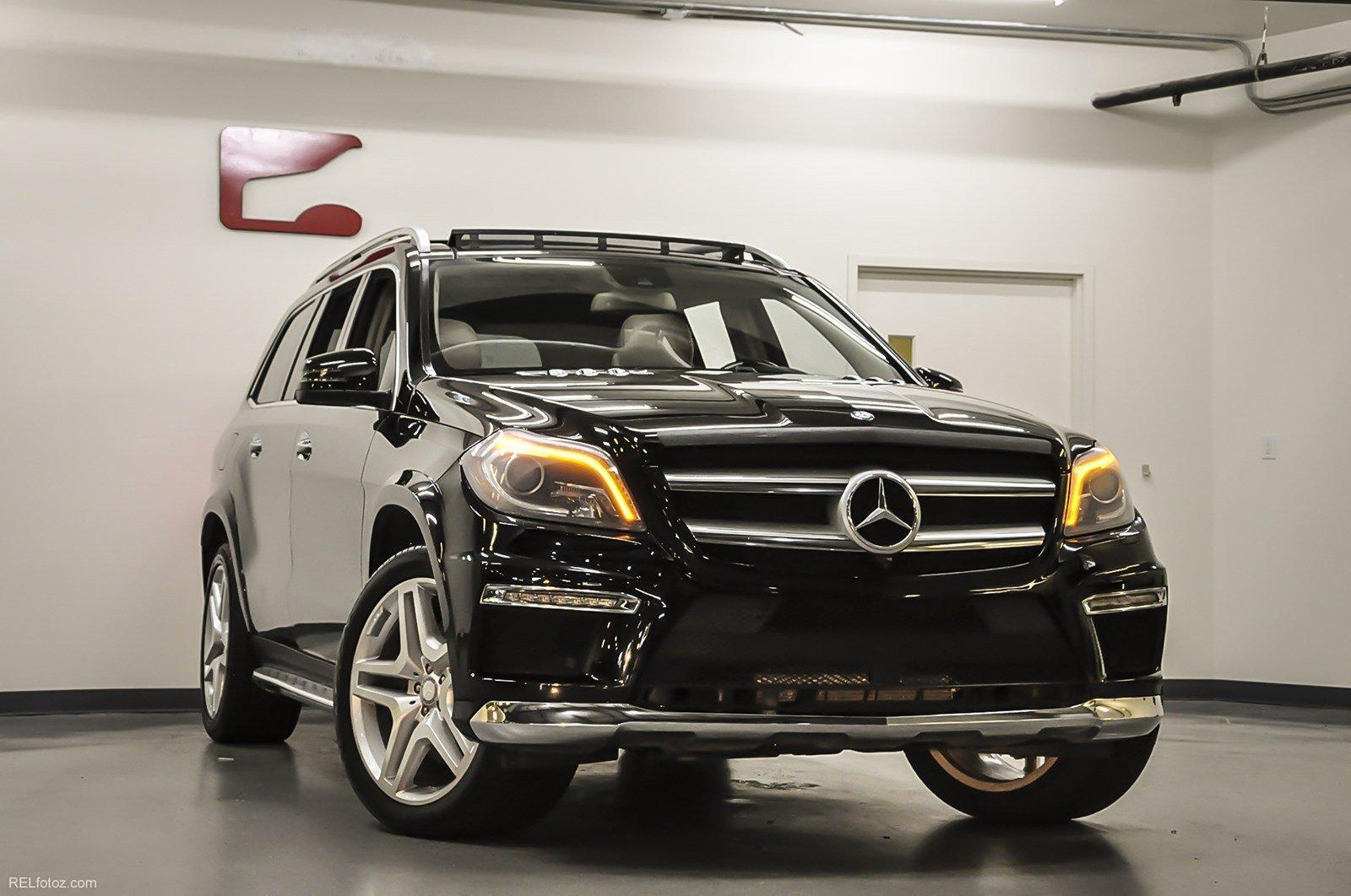2014 Mercedes-Benz GL-Class GL 550 Stock # 293959 for sale ...