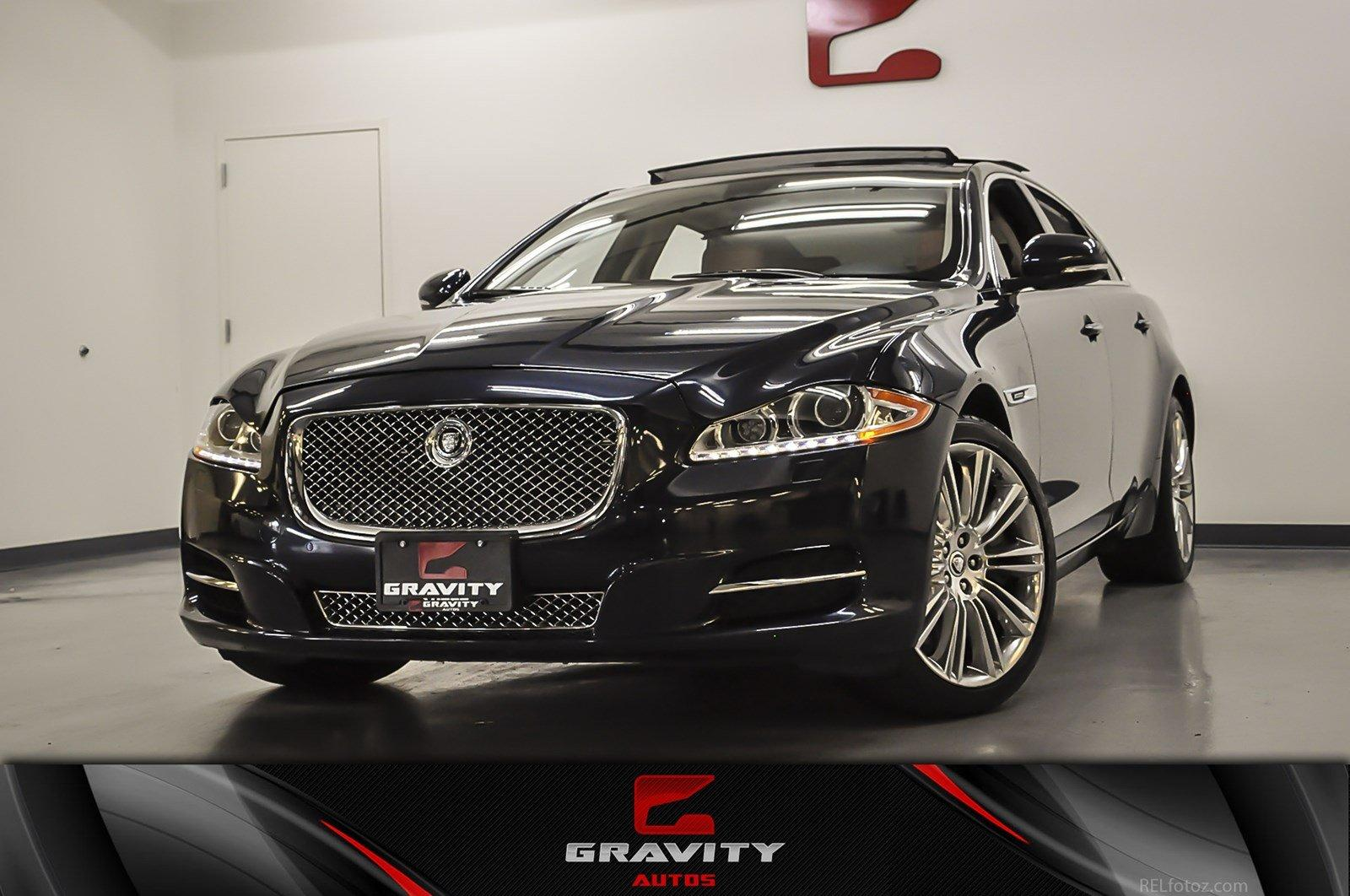 2011 Jaguar Xj Xjl Supercharged Stock V06859 For Sale Near Marietta Ga Ga Jaguar Dealer