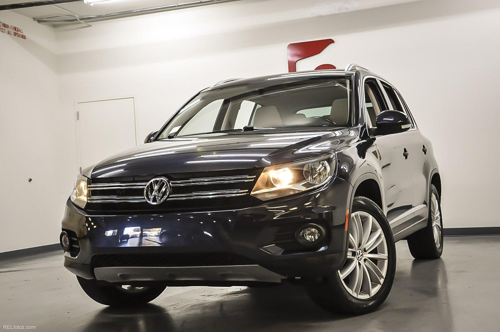 2012 Volkswagen Tiguan S Stock 562132 For Sale Near