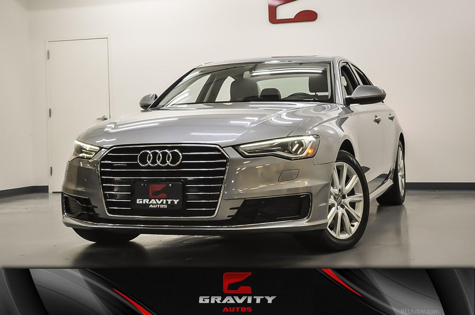 2016 audi a6 2 0t premium plus stock 006719 for sale near marietta ga ga audi dealer. Black Bedroom Furniture Sets. Home Design Ideas