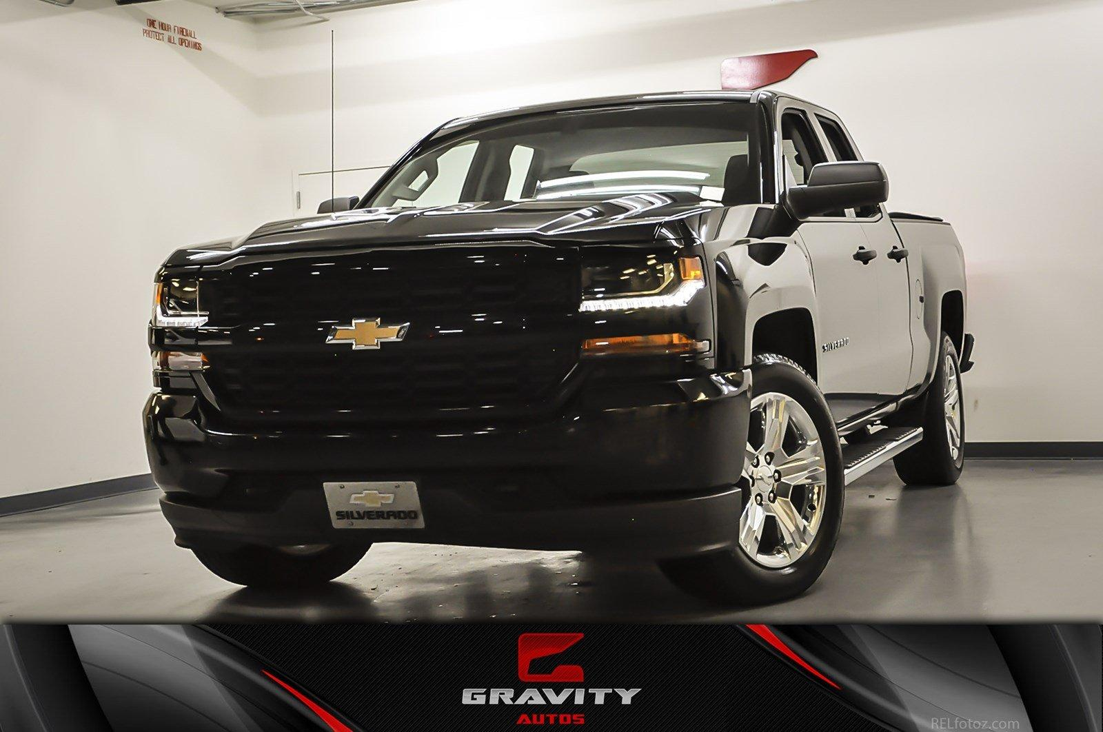 ... GA Used 2016 Chevrolet Silverado 1500 Custom | Marietta, ...
