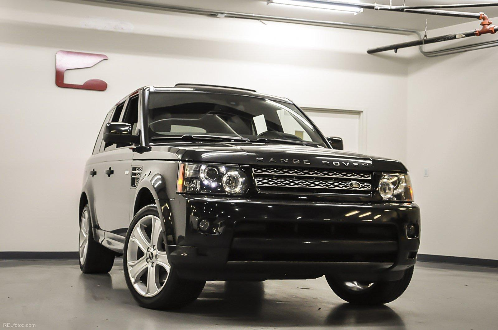2012 Land Rover Range Rover Sport Hse Lux Stock 721816