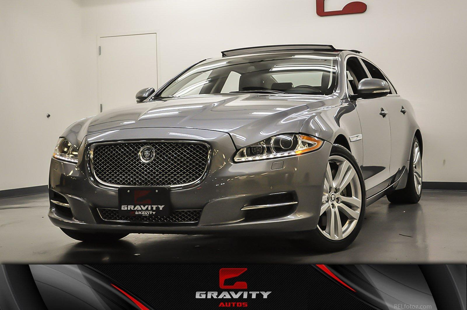 2013 Jaguar Xj Xjl Portfolio Stock V46601 For Sale Near