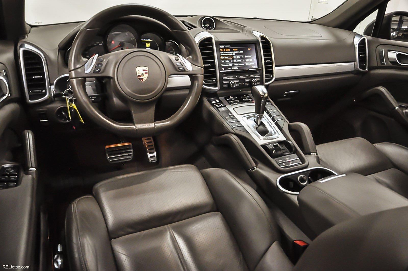 2011 Porsche Cayenne S Stock A52305 For Sale Near Marietta Ga Ga Porsche Dealer
