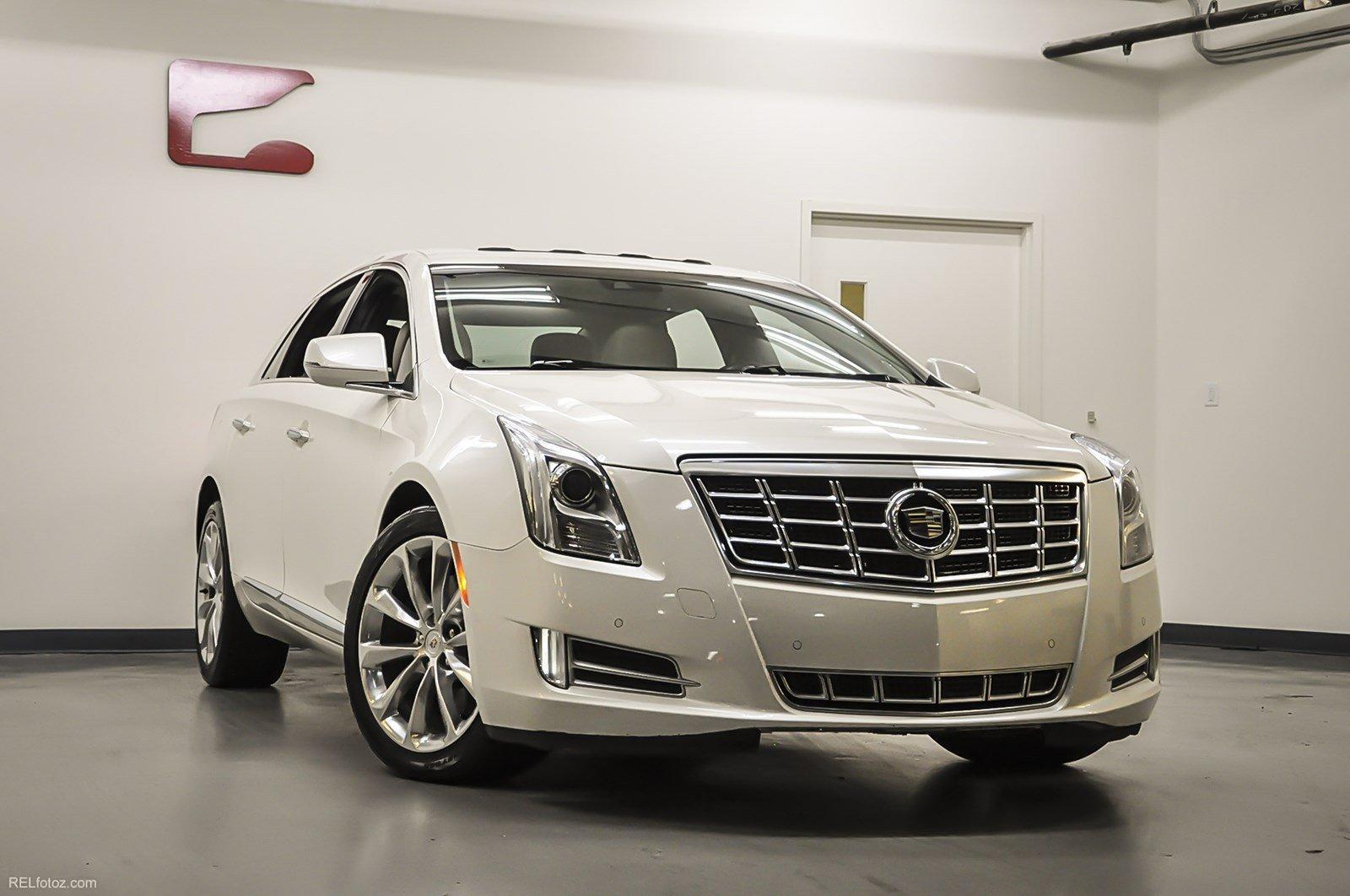 2013 Cadillac XTS Luxury Stock # 105629 for sale near