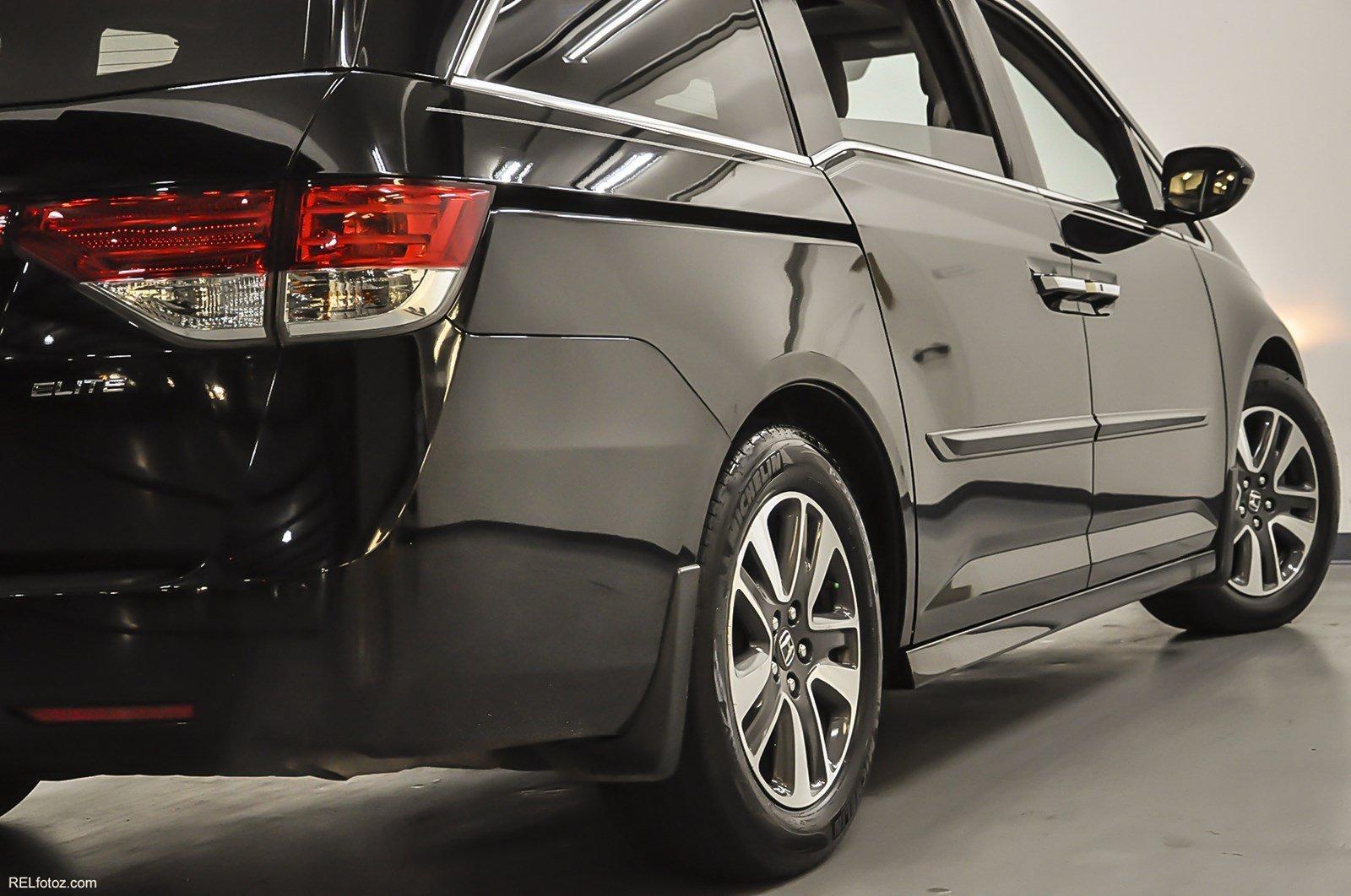 2014 honda odyssey touring elite stock 055520 for sale for Honda dealership marietta