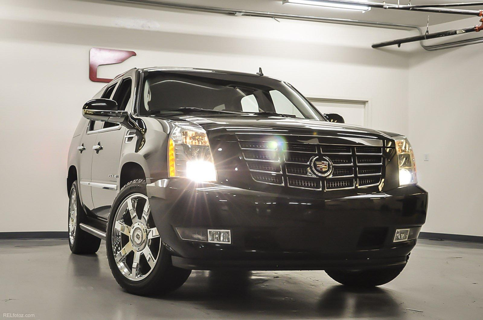 2010 Cadillac Escalade Base Stock 132625 For Sale Near Marietta Trailer Wiring Ga Used