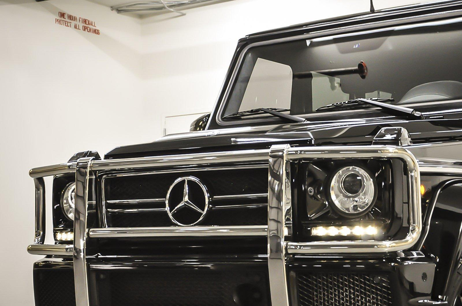 2013 Mercedes Benz G Class G 63 Amg Stock 201558 For