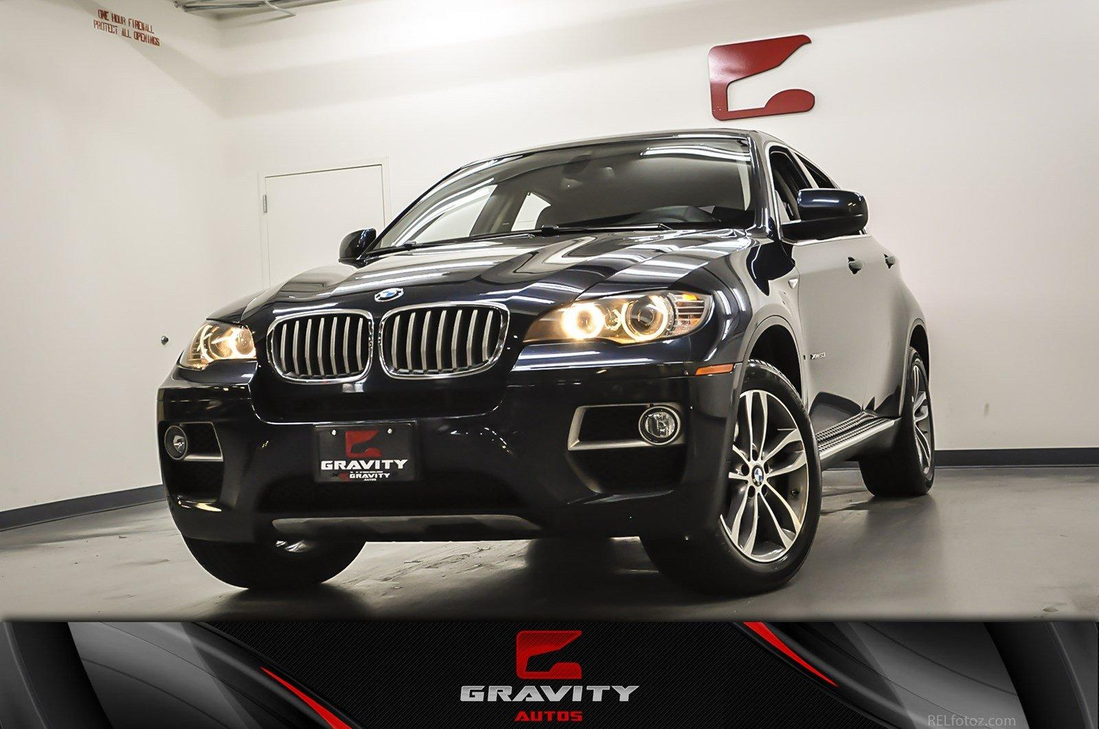 2013 bmw x6 xdrive50i stock 591415 for sale near marietta ga ga bmw dealer. Black Bedroom Furniture Sets. Home Design Ideas