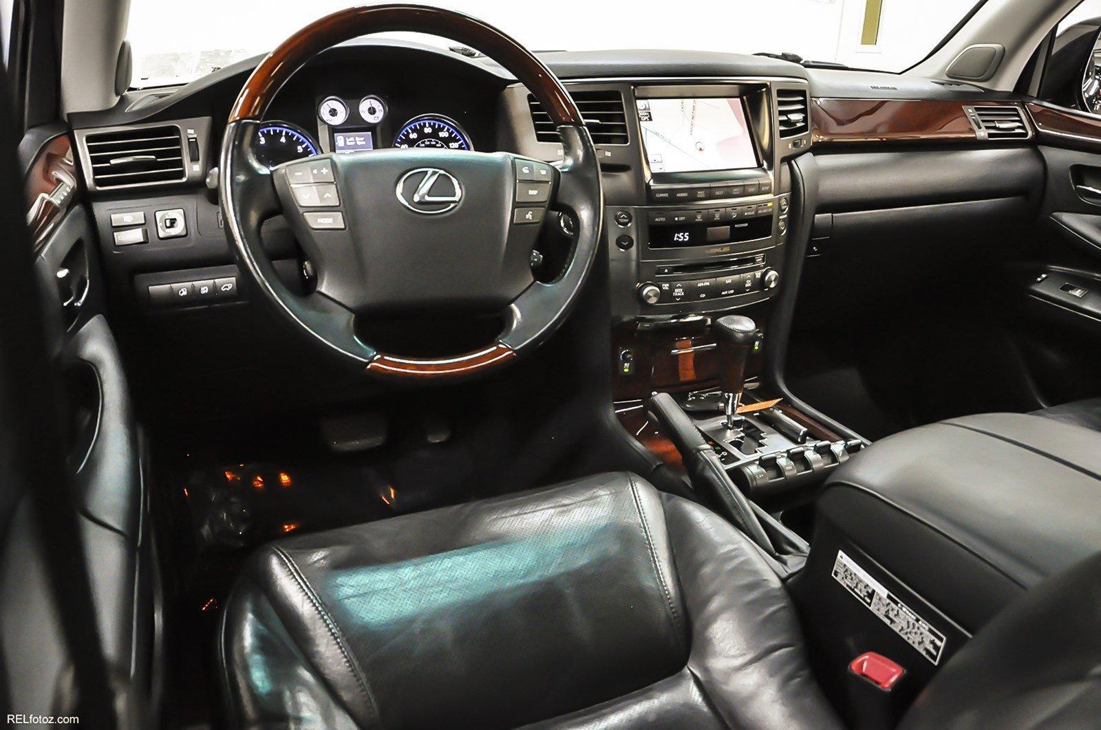 ... GA Used 2011 Lexus LX 570 | Marietta, ...
