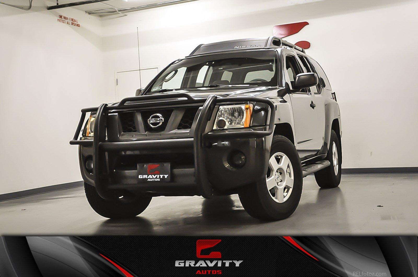2007 nissan xterra off road stock 512179 for sale near marietta ga ga nissan dealer. Black Bedroom Furniture Sets. Home Design Ideas