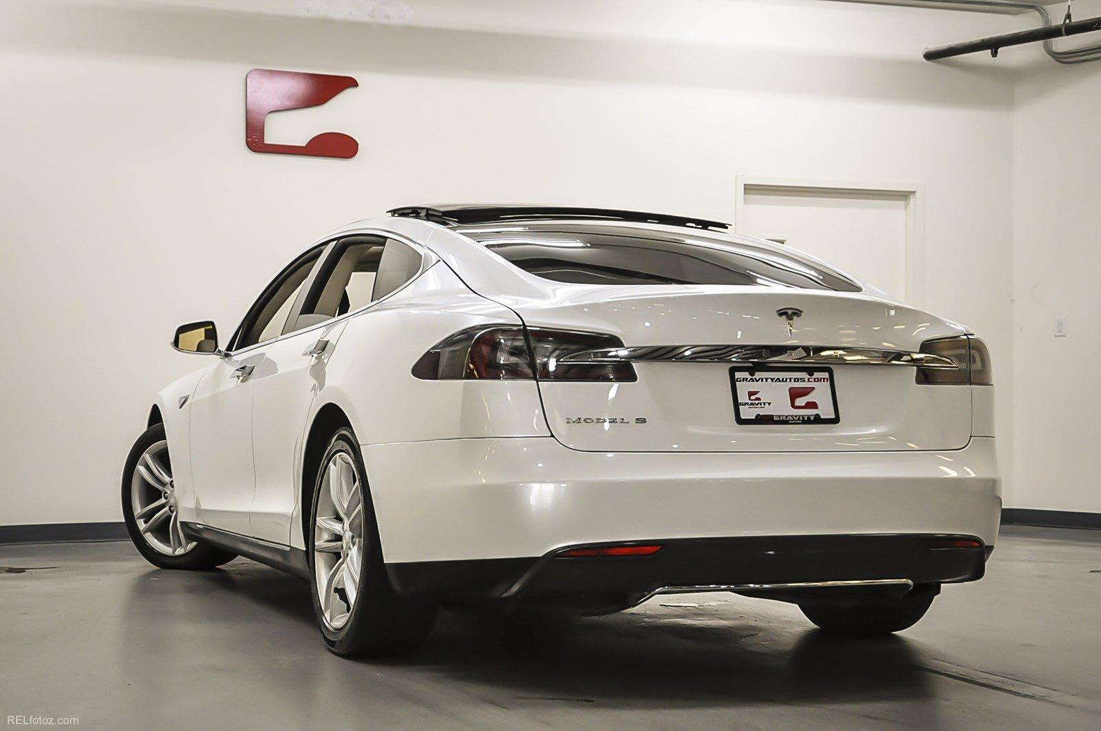 Used 2013 Tesla Model S Base | Marietta, GA