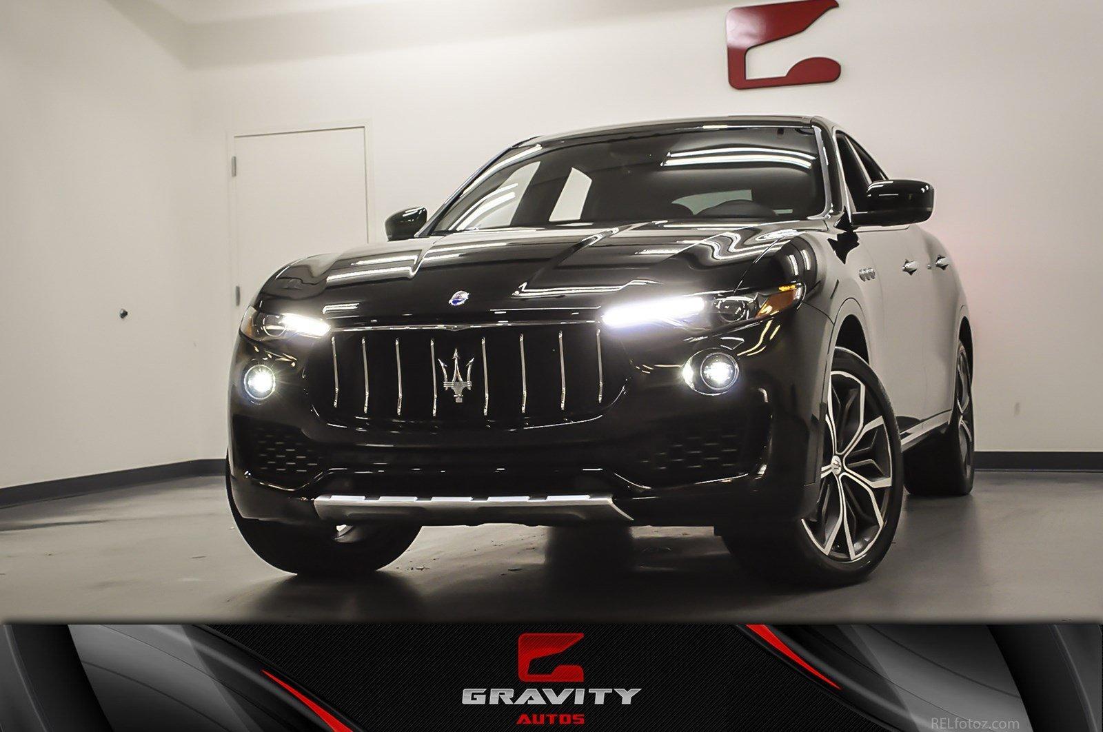 2018 Maserati Levante Stock 272927 For Sale Near Marietta Ga Ga