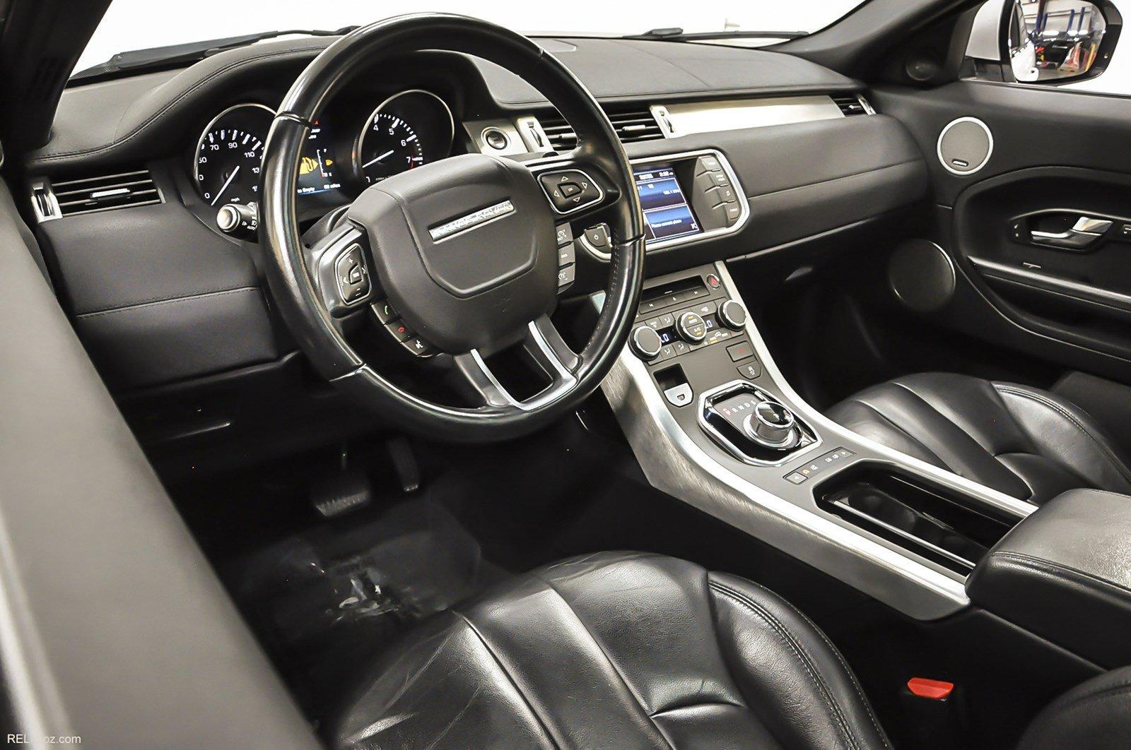 2013 Land Rover Range Rover Evoque Pure Plus Stock 832601 For Sale Near Marietta Ga Ga Land Rover Dealer