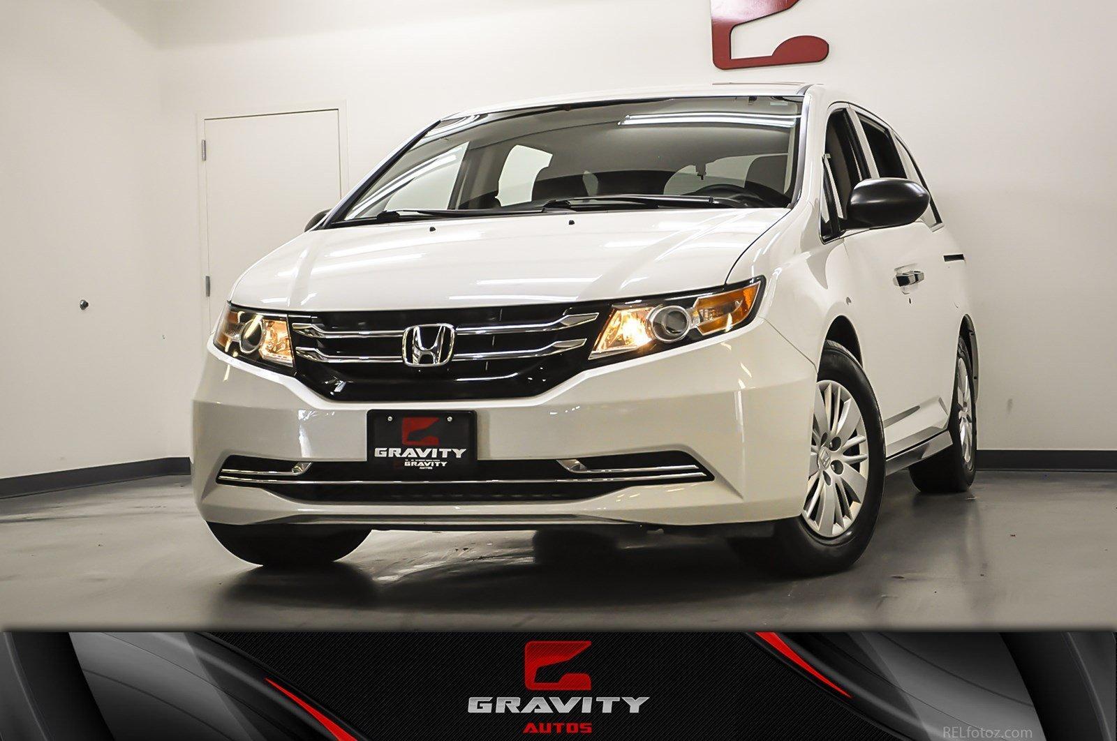 ... GA Used 2015 Honda Odyssey LX | Marietta, GA ...