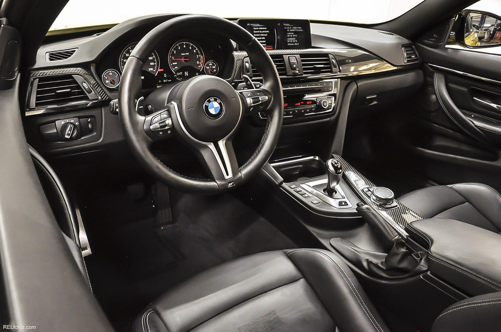 Used 2015 BMW M4 Base | Marietta, GA