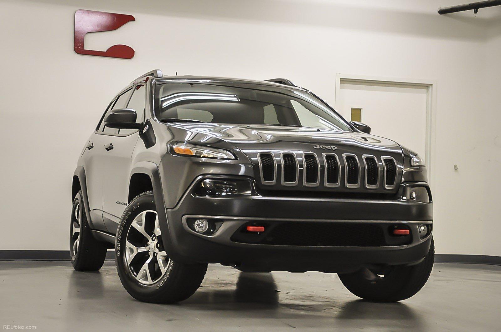 2015 Jeep Cherokee Trailhawk Stock 603004 For Sale Near Marietta Hitch Wiring Harness Ga Used