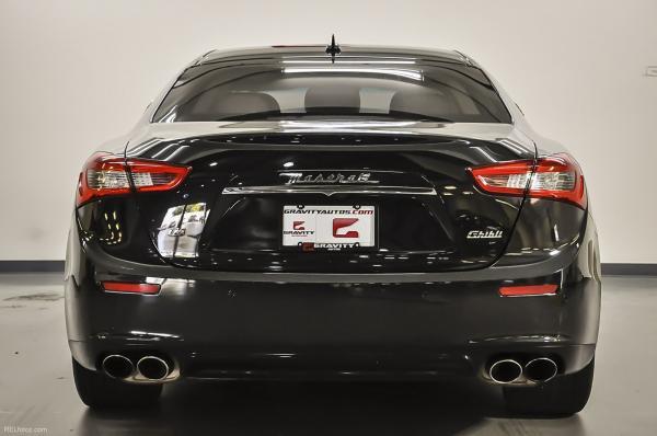Used 2015 Maserati Ghibli S Q4 | Marietta, GA