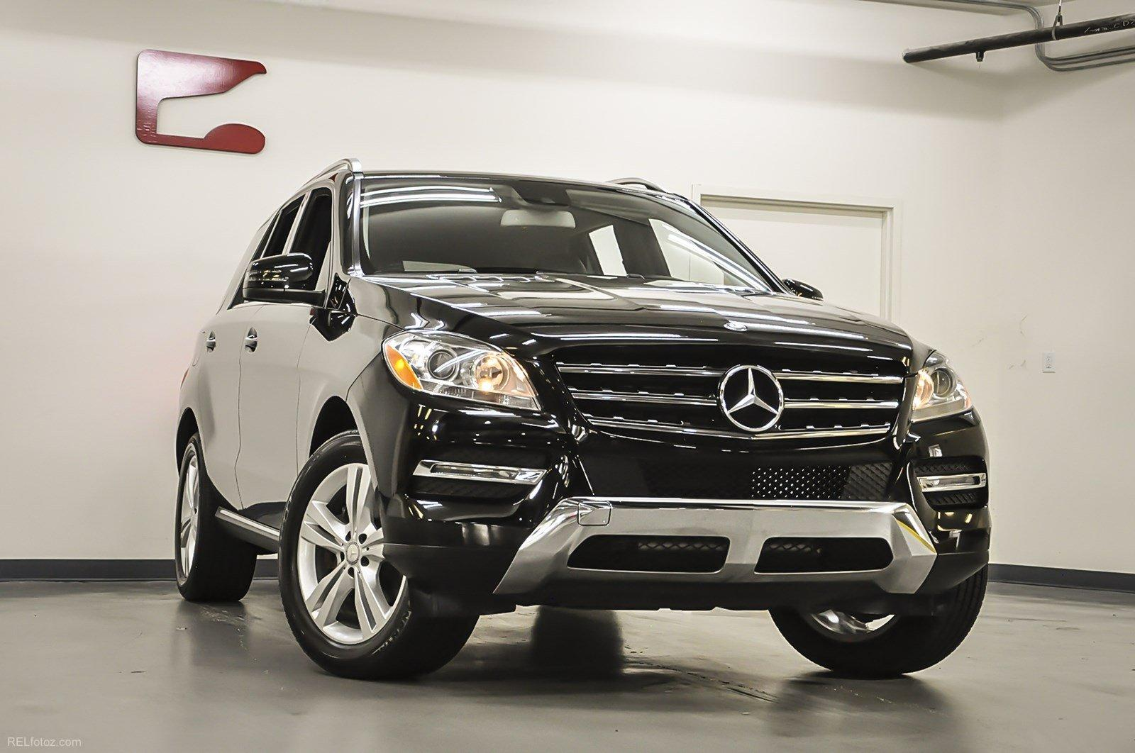 Used 2015 Mercedes-Benz M-Class ML 350 | Marietta, GA