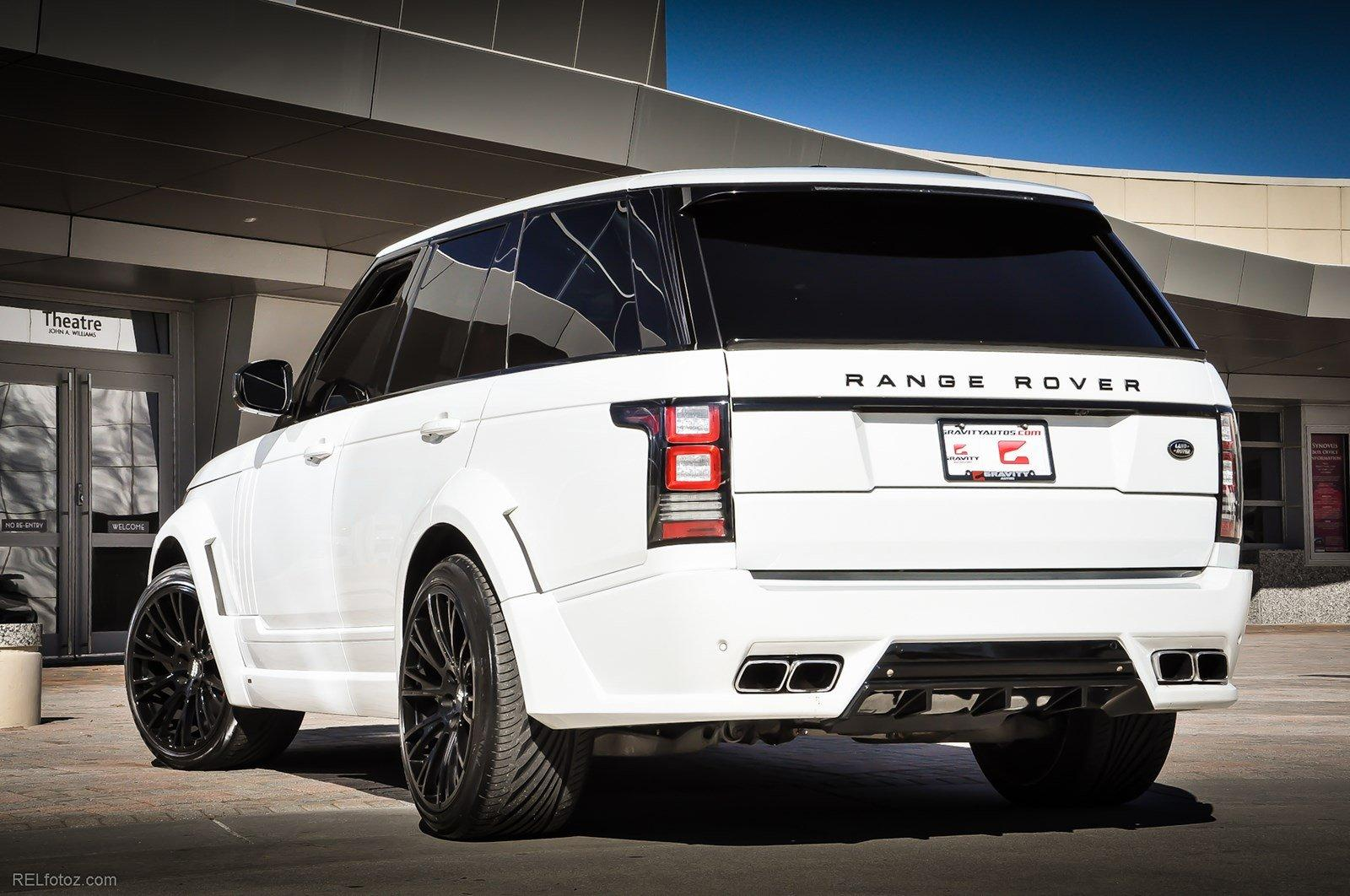 Used 2014 Land Rover Range Rover Supercharged Autobiography | Marietta, GA