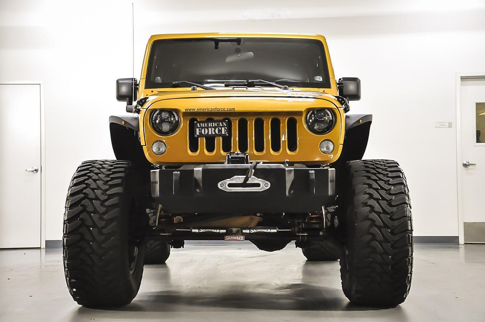Used 2014 Jeep Wrangler Unlimited Sport | Marietta, GA