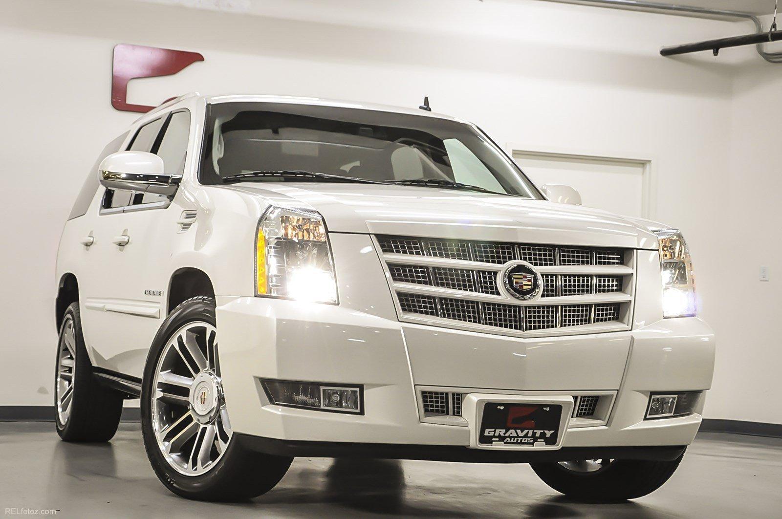 Used 2014 Cadillac Escalade Premium | Marietta, GA