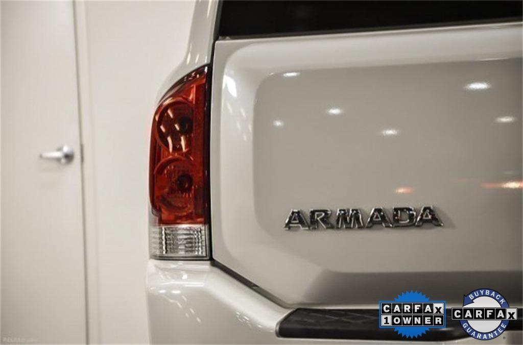 Used 2015 Nissan Armada SV | Marietta, GA