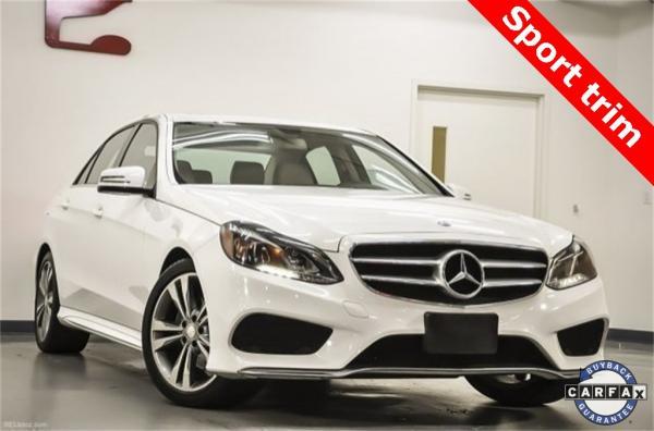 2016 Mercedes-Benz E-Class Price: $24,899 Mileage: 44,563