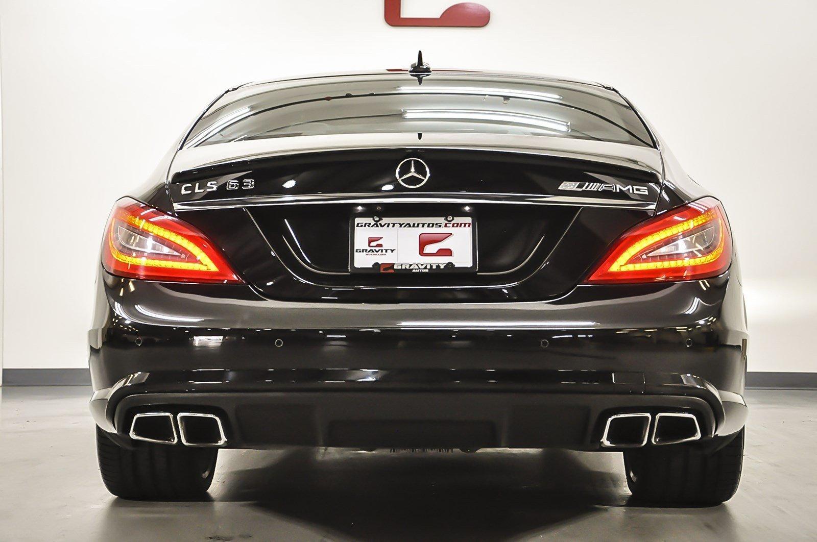 Used 2014 Mercedes-Benz CLS-Class CLS 63 AMG S-Model | Marietta, GA