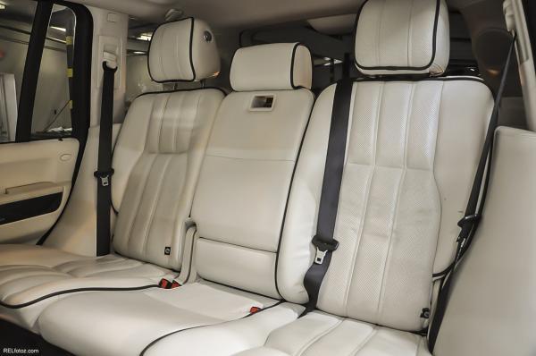 Used 2012 Land Rover Range Rover Supercharged | Marietta, GA