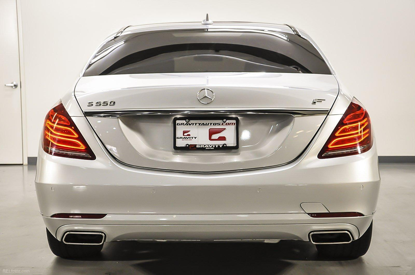 2015 Mercedes-Benz S-Class S 550 Stock # 077955 for sale ...