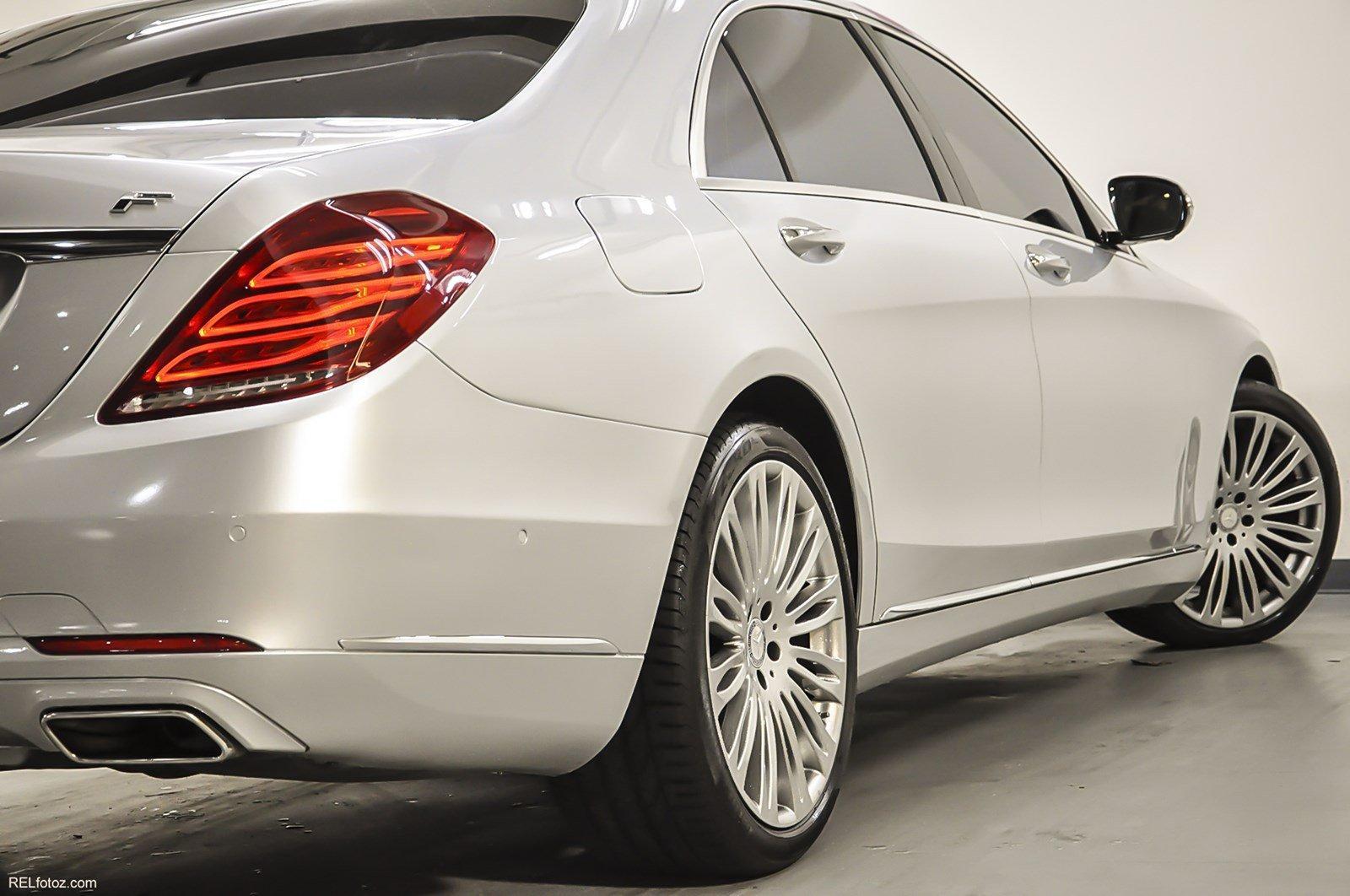 Used 2015 Mercedes-Benz S-Class S 550 | Marietta, GA