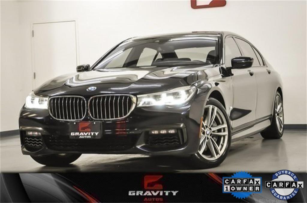 Used 2016 BMW 7 Series 750i xDrive | Marietta, GA