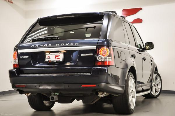 Used 2012 Land Rover Range Rover Sport HSE LUX | Marietta, GA