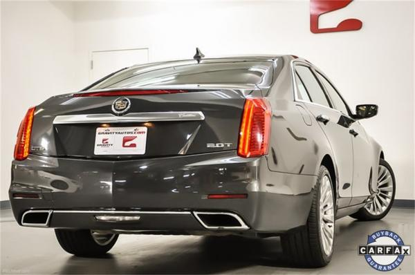 Used 2014 Cadillac CTS 2.0L Turbo Luxury | Marietta, GA