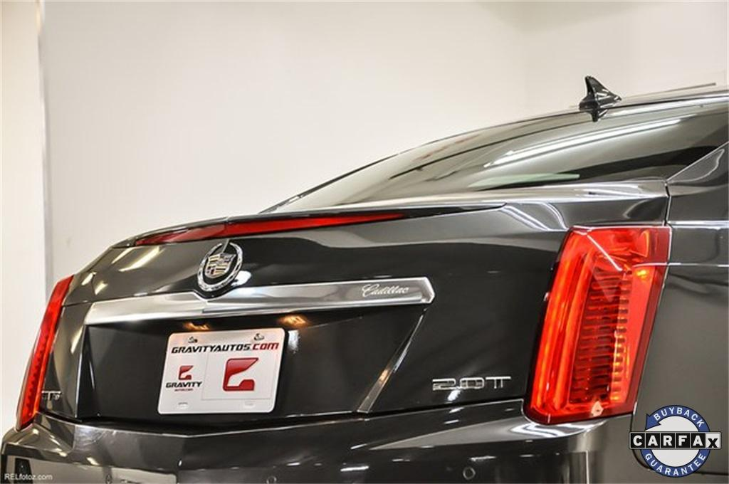 Used 2014 Cadillac CTS 2.0L Turbo Luxury | Marietta, GA