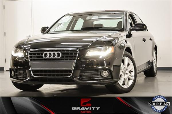 Used 2012 Audi A4 2.0T Premium | Marietta, GA
