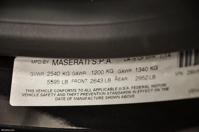 Used 2015 Maserati Ghibli Base   Marietta, GA