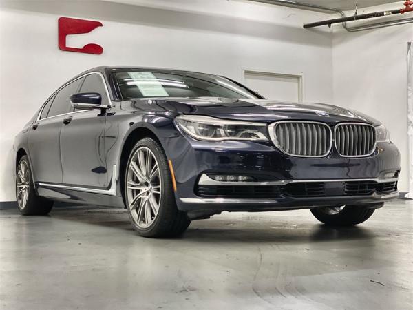 Used 2016 BMW 7 Series 750i xDrive for sale $39,995 at Gravity Autos Marietta in Marietta GA