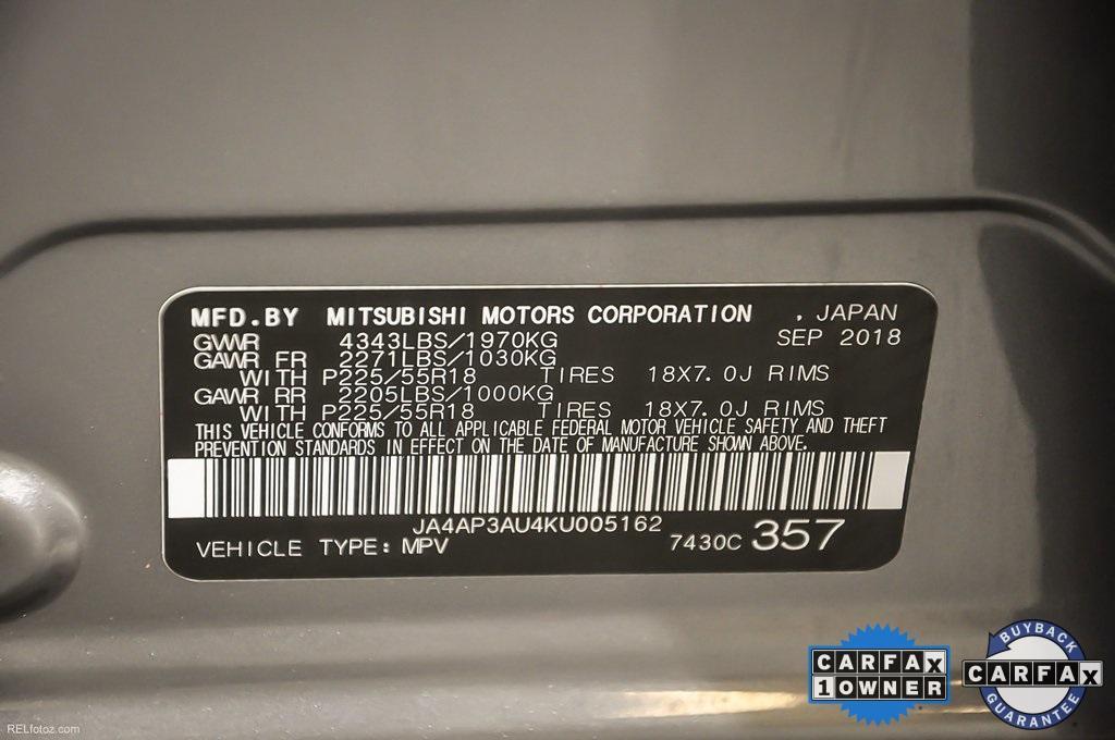 Used 2019 Mitsubishi Outlander Sport ES | Marietta, GA
