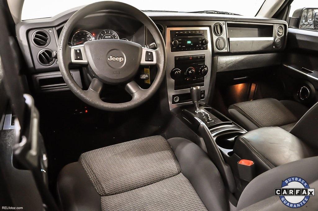 2010 Jeep Commander Sport Stock 113893 For Sale Near Marietta Ga Ga Jeep Dealer