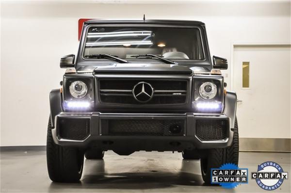 Used 2016 Mercedes-Benz G-Class Base | Marietta, GA