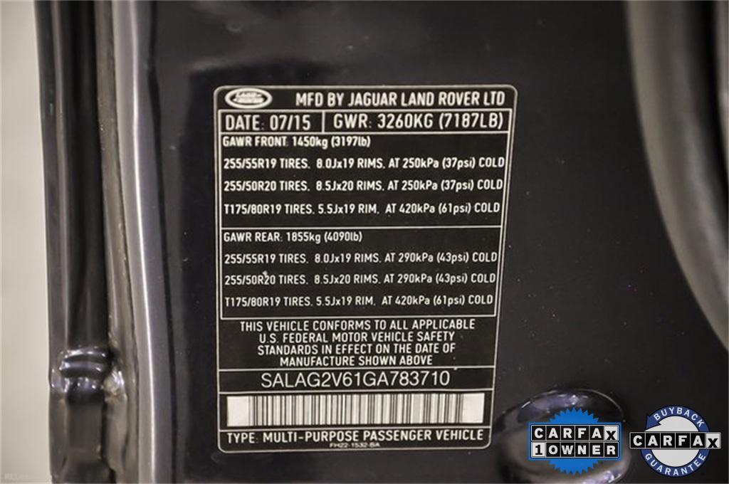 Used 2016 Land Rover LR4  | Marietta, GA